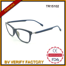 Popular Fashion Design Wholesale Eyewear Tr90 Reading Glasses/Optical Frames Tr15102