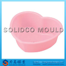 plastic basin round basin new design basin injection mould