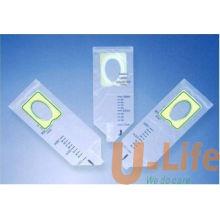 Urin-Drainage-Tasche mit Pull & Push-Ventil
