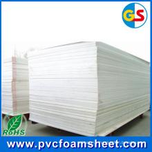 Fabricant de Feuille de mousse de PVC blanc en Chine