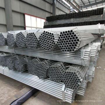 ERW Carbon Galvanized Steel Pipe