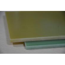 Paño de vidrio epoxi Laminado Hoja G11 / Epgc203 / Epgc308