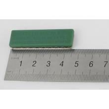 Plastikart Namensschild Magnet