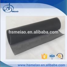 Black 4x4mm malha tecidos de malha de fibra de vidro revestido Teflon