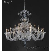 Hot Sale Glass Decorative Pendant Lamp (81106-12+6)