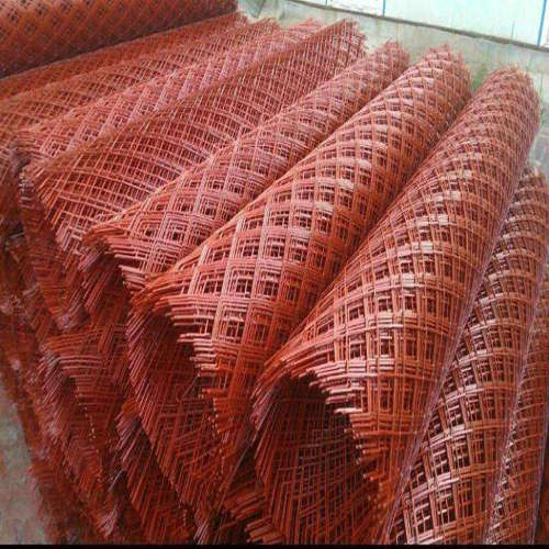 Carbon Steel Galvanized Expaned Metal Mesh