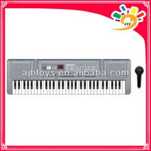 Musik-Akku-Tastatur-Spiel mit Mikrofon