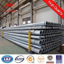 Pólos de aço de 12m 500dan-1500dan para linhas de 30kv