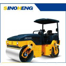 6 Ton Factory Price New Light Vibratory Road Roller Jm206h