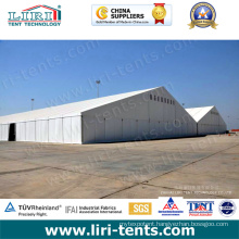 Large Aluminum Structures for Temporary Warehouse Tents 30-50m