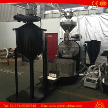200kg pro Batch Computer PLC Kontrolle Gas Wärme Kaffee Röster
