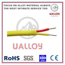 Gamas de temperatura más baja Tipo T Cable