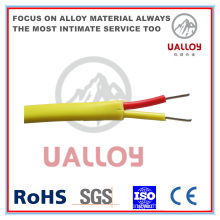 Lower Temperature Ranges Type T Cable