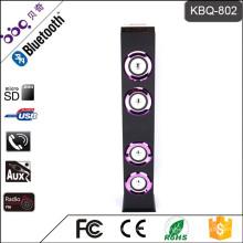 BBQ KBQ-802 40W 6000mAh Bluetooth Mini Président de DJ