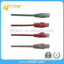 24AWG LSZH Cat 6 UTP Patch Cord