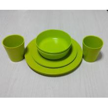 (BC-CS1065) Fibra de bambu Mesa / série de combinação de utensílios de cozinha