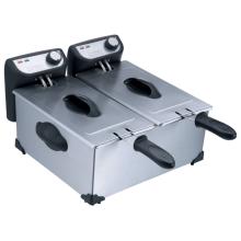 Venta caliente de acero inoxidable Commercial Industrial Electric Deep Fryer