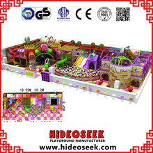 Candy Theme Kindergarten Spielplatz Ausrüstung