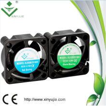 25mm Mini Small Waterproof IP67 25*25*10mm Car Light Micro DC Fan