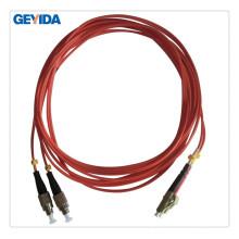 FC/PC-LC/PC Duplex Fiber Optic Patch Cord 2.0mm