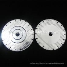 concrete cutting turbo diamond blades