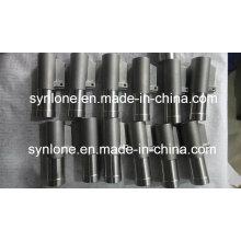 Raccord de tuyaux en acier inoxydable avec moulage de précision