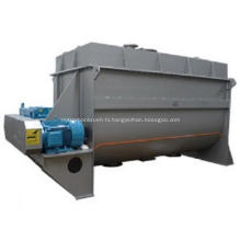 Horizontal Double Ribbon Powder Mixer with Mechanical Seal
