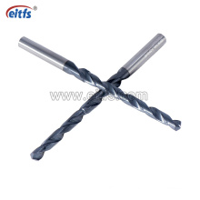 Special Cutting Tools Solid Carbide Step Drills with Coating for Steel