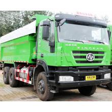 6 * 4 40T que carga el camión de volquete de Hongyan Genlyon / el camión de volquete de Hongyan Genlyon / el dumper de Hongyan / el camión de volquete de Iveco / el camión de volquete de Shangqi