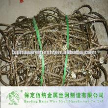 Metall Seil Mesh für Stein Sicherheit