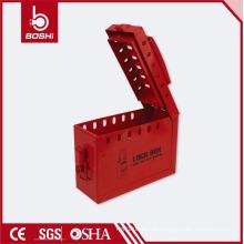 BD-X02 BRADY Kit de bloqueio de segurança em aço inoxidável portátil Certificação CE & Melhor preço !!!