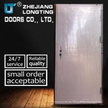 Hohe Qualität Eintrag Single Leaf Stahl Sicherheitstüren Wohn