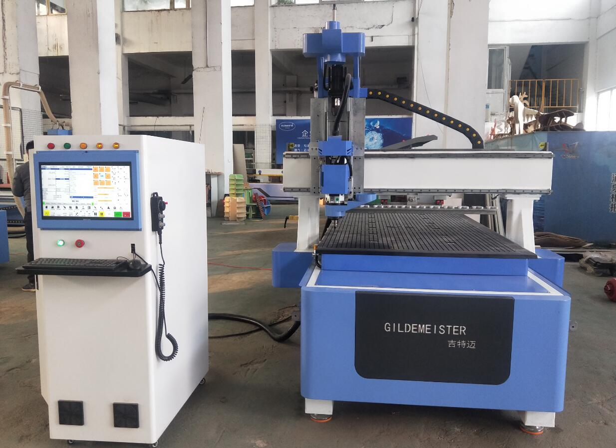cnc router machinery atc