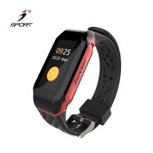 Customized 2019 Fitness Trackers Bluetooth Wristband Bracelet Waterproof Heart Rate Monitor Blood Pressure Health Smart Watch