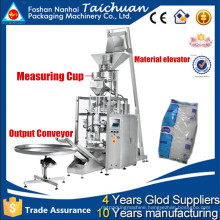 Simple operation,&good stability&good sealing&good quality Vertical Measuring Cup Measurement Sugar Packing Machine TCLB-420BZ