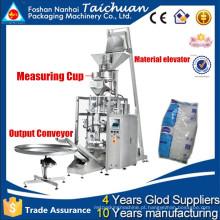Modelo de venda quente do produto da garantia do comércio com as máquinas automáticas de embalagem do açúcar da medida vertical automática de medição TCLB-420BZ