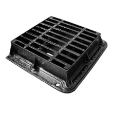 Ductile iron grate supply rainwater grate drainage ditch cover rainwater sewer well grate