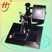 LT-230B Hot sales portable manual large format sublimation heat press for printing on t-shirt