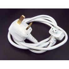 Câble de câble à fil standard Apple UK pour la station de base Airport Express Airtune