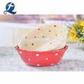Großhandel Chinese Fancy Round Mini billige Keramik Suppe Schüssel