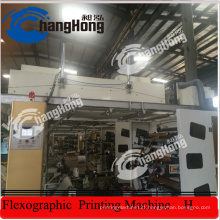 Colorful Coated Paper Flexographic Printing Machine