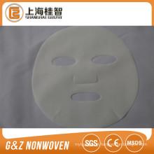 Pano macio da máscara da lapidação do PE para a folha facial da máscara