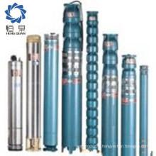 SJ model multistage deep well submersible pump 2 inch diameter