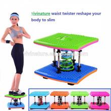 Vivinature amincissant la machine de conseil de Twister de taille de corps et a ridé la machine