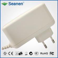 24Watt / 24W Netzteil mit Europa Pin / EU Pin für Mobile Device, Set-Top-Box, Drucker, ADSL, Audio & Video oder Haushaltsgerät