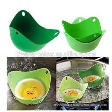Dispositivo de cozinha pequeno Prático Silicone Poach Pod