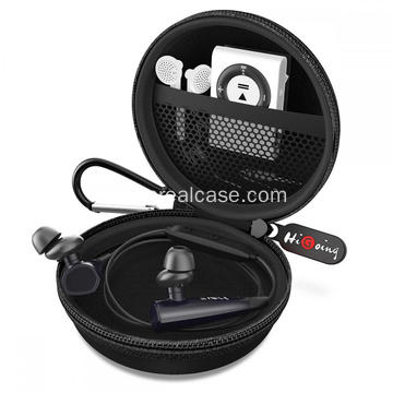 Kotak penyimpanan earphone protable
