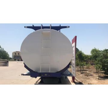 3 Axles New Fuel 40000liter Tank Trailer