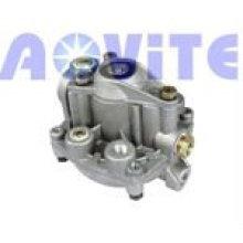 Emergency relay valve