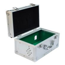 Caja personalizada Caja de aluminio Caja de equipo Caja de instrumentos Caja de exposición Caja de aluminio Caja de productos eléctricos